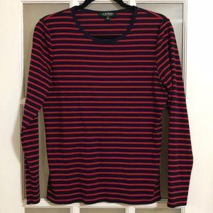 Ralph Lauren - striped Long sleeve shirt